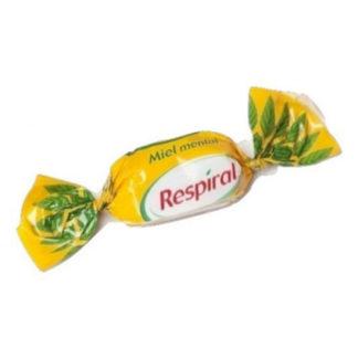 Caramelo balsámico RESPIRAL sabor MIEL
