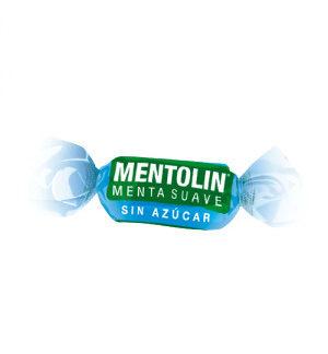 Caramelo MENTOLIN MENTA SUAVE sin azúcar