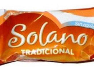 Caramelo SOLANO Tradicional sin azúcar