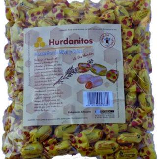 Caramelo HURDANITOS relleno de MIEL Y POLEN