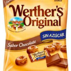 Werther's Original de Chocolate sin azúcar