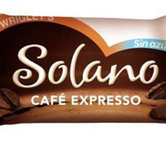 Caramelo SOLANO Café Expresso sin azúcar