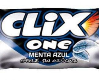 CLIX one Menta Azul sin azúcar