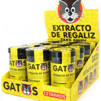 Gatos L - Tarro Take Away - Saet sweets (caja)