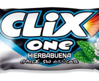 CLIX one Hierbabuena sin azúcar