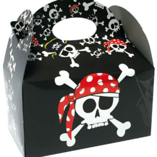 Cajita Piratas