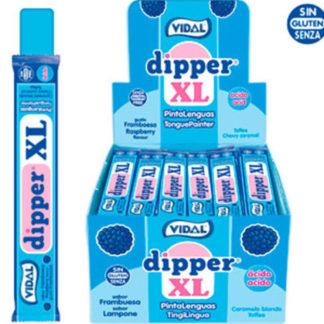 DIPPER XL sabor Frambuesa Pintalenguas - Vidal