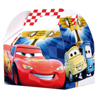 Cajita CARS - Verbetena