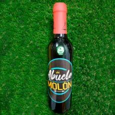 Botella de vino Abuelo molón