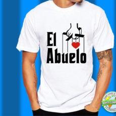 Camiseta el Abuelo - EL PADRINO