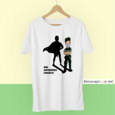 Camiseta - Superhéroe Guardia civil Coronavirus