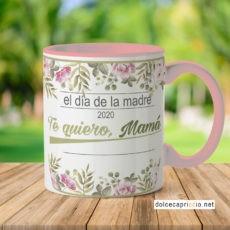 Taza – Día de la madre TE QUIERO MAMÁ
