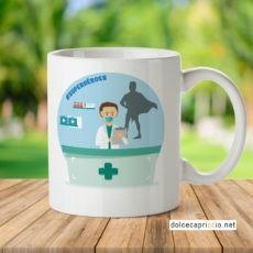 Taza - Héroe farmacéutico Coronavirus