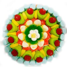 Tarta de gominolas dolce capriccio