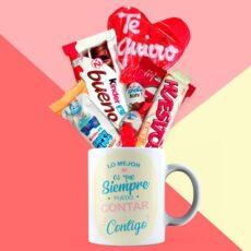 Taza regalo de san valention regalo de amor para parejas