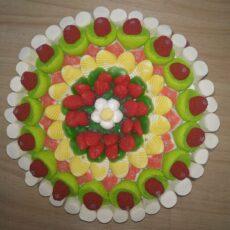 Tarta de gominolas 1100 gr