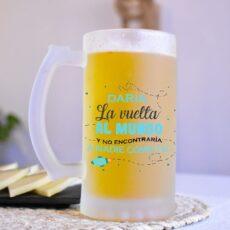 JARRA Cerveza daría-la-vuelta-al-mundo