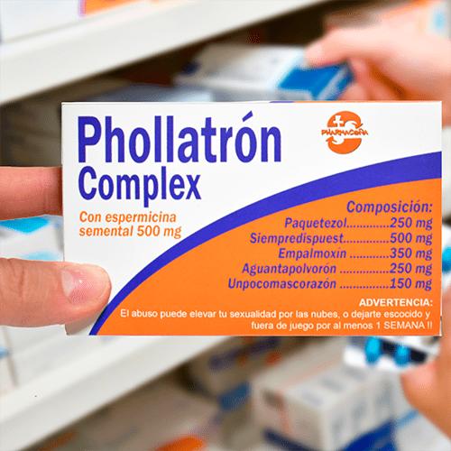 MEDICAMENTO PHOLLA