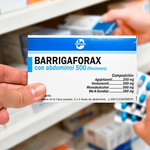 MEDICAMENTOS BARRIGA